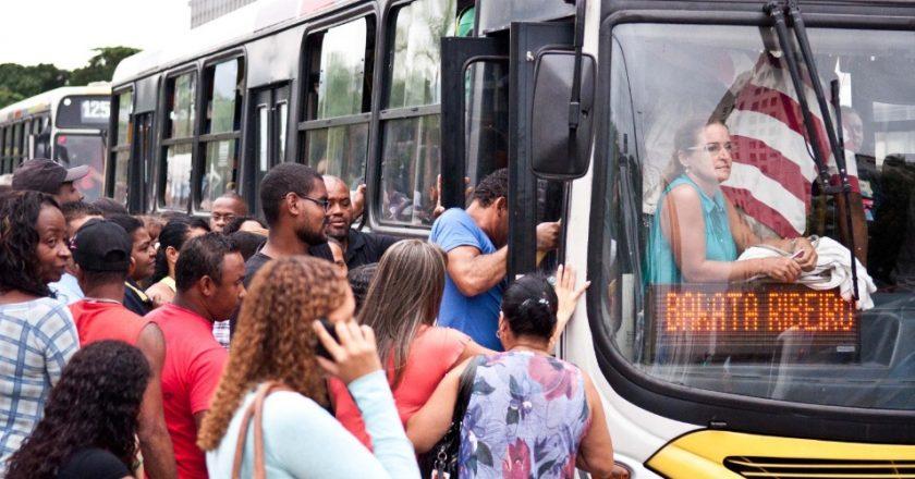Ônibus no Rio de Janeiro. Foto: Reprodução de Internet