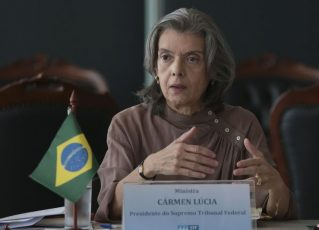 Cármen Lúcia. Foto: José Cruz/Agência Brasil
