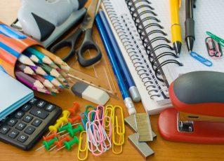 Material Escolar. Foto: Reprodução de Internet