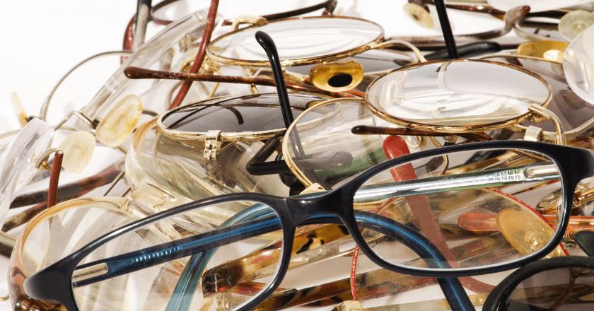 Óculos. Foto: Divulgação