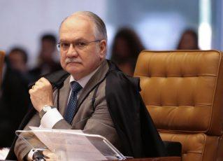 Ministro Edson Fachin. Foto: José Cruz/Agência Brasil