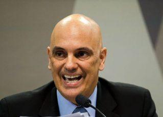 Alexandre de Moraes. Foto: Marcelo Camargo/Agência Brasil