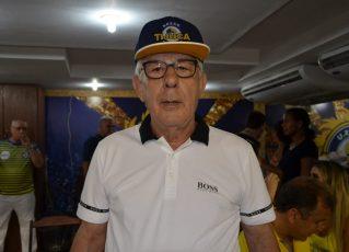 Fernando Horta, presidente da Unidos da Tijuca. Foto: Jeanine Gall