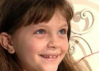 Cecília Dassi. Foto: Reprodução de TV