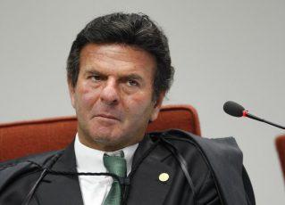 Ministro do STF - Luiz Fux. Foto: Nelson Jr/Fotos Públicas