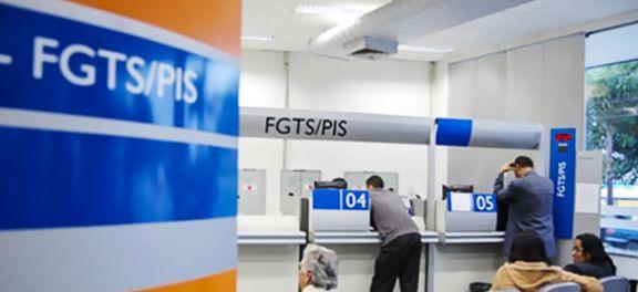 Calendário para resgate do FGTS. Foto: Agência Brasil