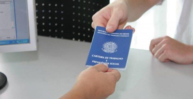 Carteira de Trabalho. Foto: Divulgação