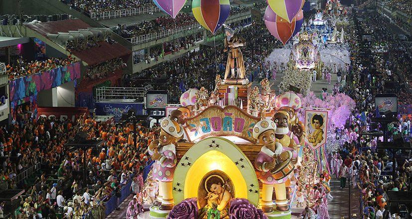 Mangueira/Desfile Oficial. Foto: Henrique Matos