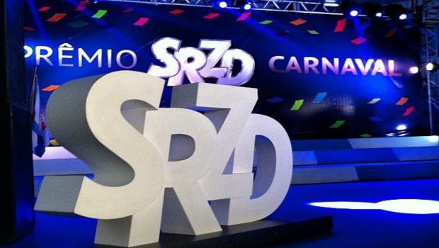 Prêmio SRzd Carnaval 2017. Foto: Arquivo/SRzd