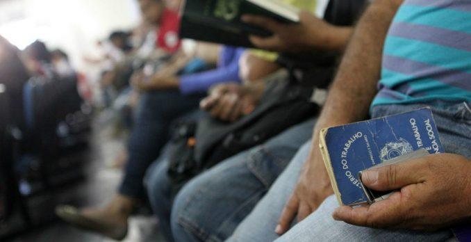 Desemprego. Foto: Divulgação