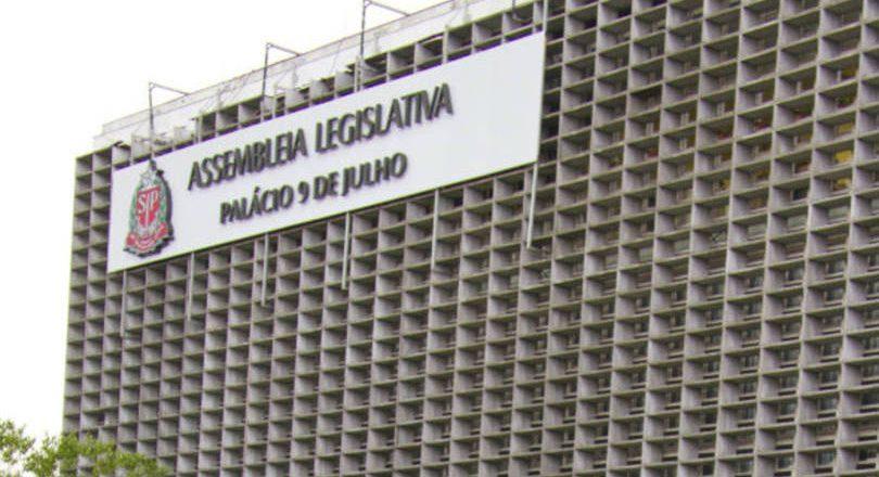 Assembleia Legislativa de São Paulo. Foto: Reprodução