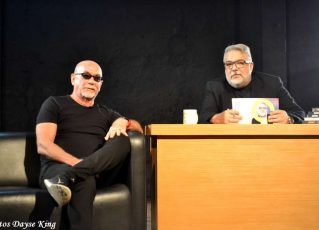 Mauro Quintaes e Renato Lage. Foto: Dayse King