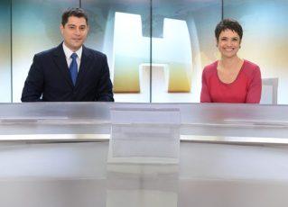 Jornal Hoje. Foto: José Paulo Cardeal / TV Globo