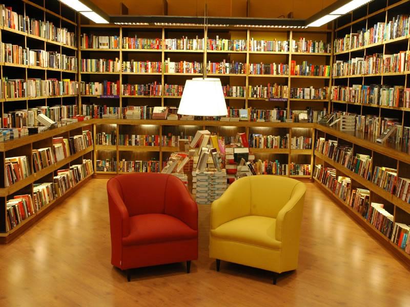 Livraria Cultura. Foto: Divulgação