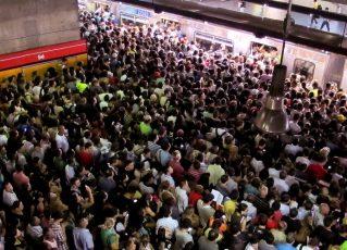 Metrô. Foto: Fotos Públicas
