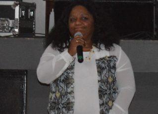 Secretária de Cultura, Nilcemar Nogueira. Foto: SRzd Carnaval