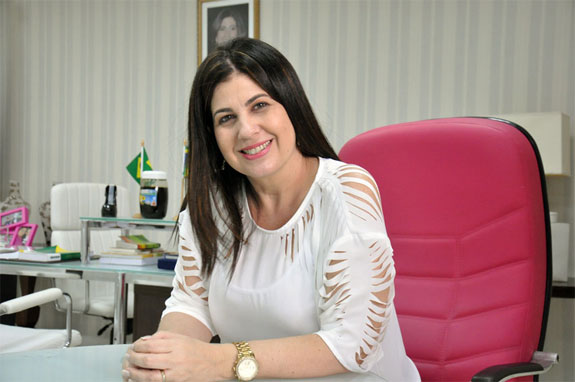 Rosinha Garotinho. Foto: Blog do Garotinho