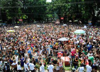Carnaval de Rua em SP. Foto: Prefeitura SP