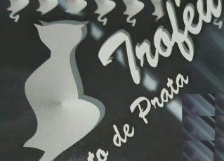Troféu Gato de Prata. Foto: Divulgação