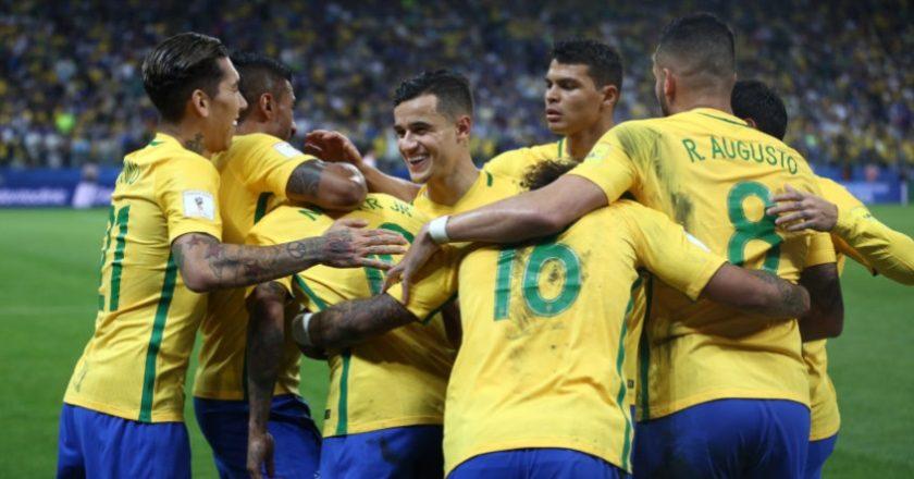 Veja a numeração das camisas dos jogadores da seleção brasileira para a Copa  2018 a9b3005261f45