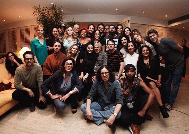 Artistas se unem contra Michel Temer. Foto: Reprodução/Instagram
