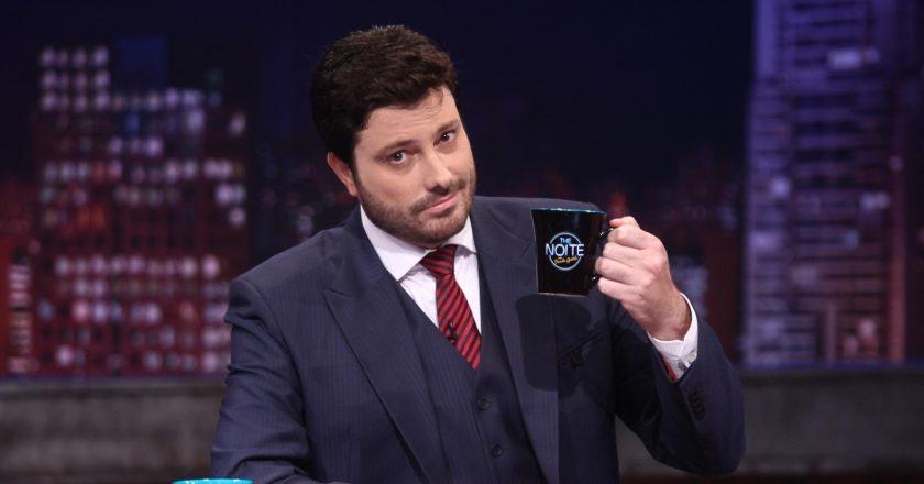 Danilo Gentili. Foto: Divulgação