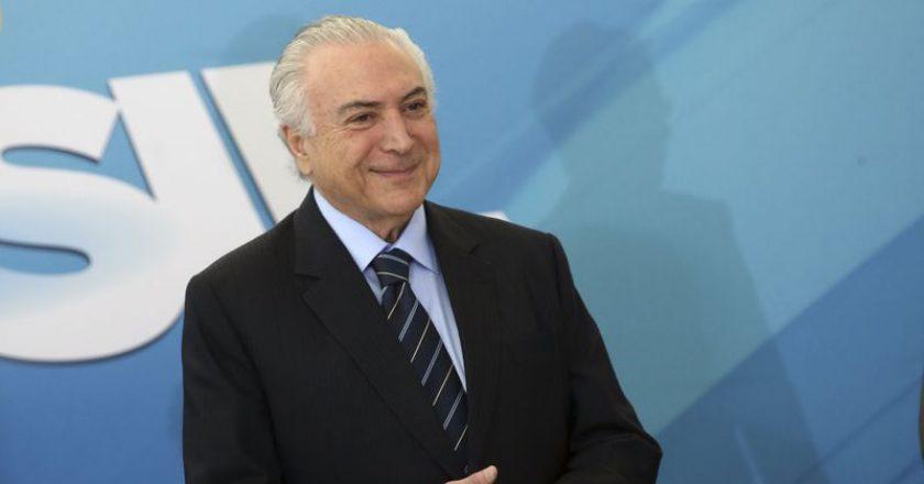 Michel Temer. Foto: Antonio Cruz/Agência Brasil