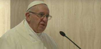 Papa Francisco. Foto: Reprodução