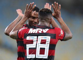 Flamengo vence Grêmio. Foto: Divulgação/Flamengo