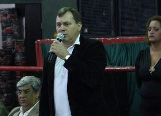 Benedito Fernandes (Ditinho) - Presidente da Liga das Escolas de Samba de Santos. Foto: Nei Sposito