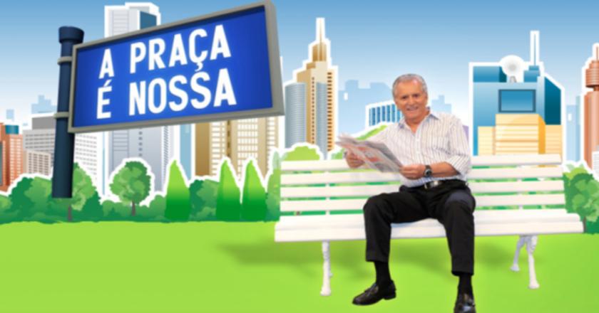A Praça É Nossa. Foto: Divulgação