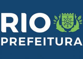 Logomarca da Prefeitura do Rio. Foto: Divulgação