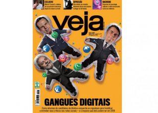 Revista Veja. Foto: Divulgação