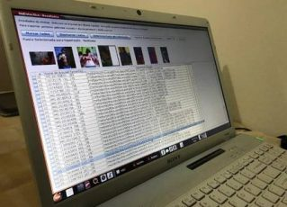 Mais de 6 mil fotos foram encontradas no computador do suspeito. Foto: Divulgação/MP-RS