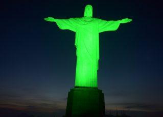 Cristo Redentor. Foto: Divulgação