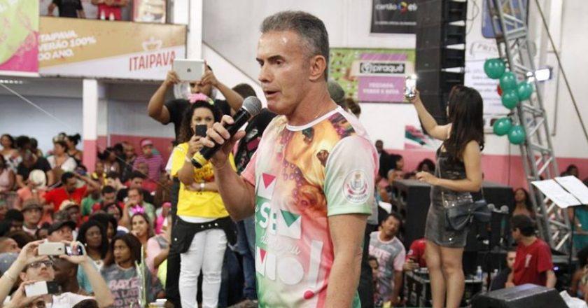 Chiquinho da Mangueira. Foto: Reprodução/Facebook