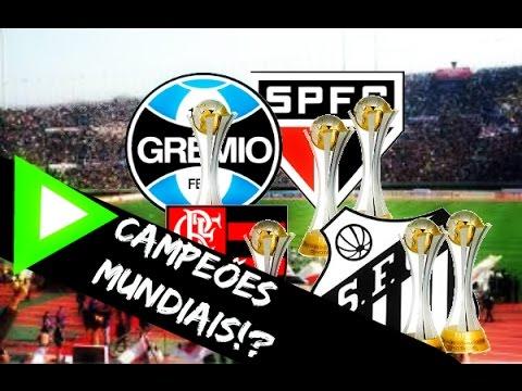 Fifa reconhece Santos 28ac8ba31a942