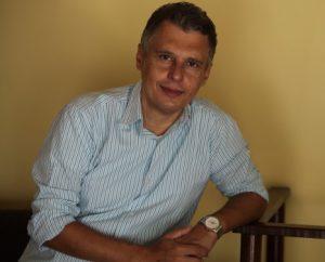 Fernando Molica também é escritor. Foto: Arquivo Pessoal