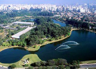 Parque do Ibirapuera. Foto: Divulgação