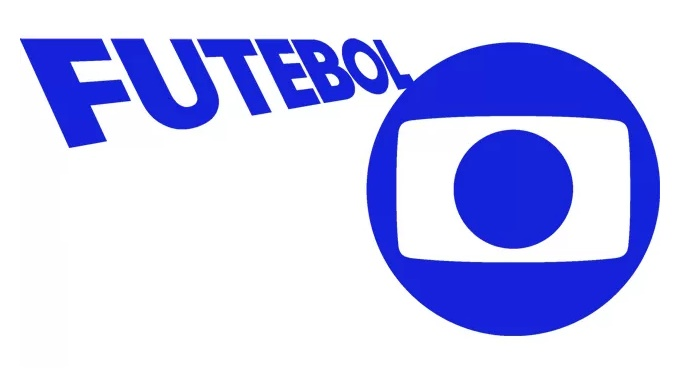 Futebol e logotipo da Rede Globo. Foto: Reprodução de Internet