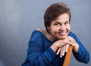 Claudia Rodrigues. Foto: Divulgação