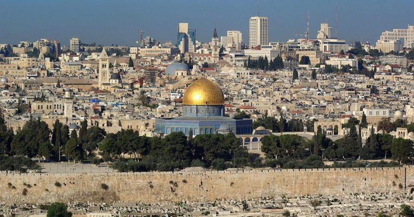 Jerusalém. Foto: Reprodução