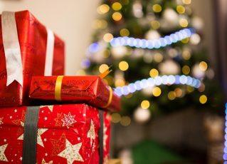 Presentes de Natal. Foto: Reprodução de Internet