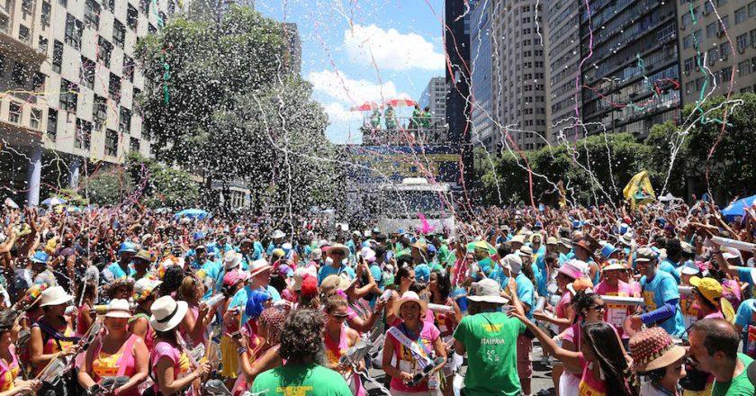 Carnaval de rua do Rio (Arquivo). Foto: Riotur