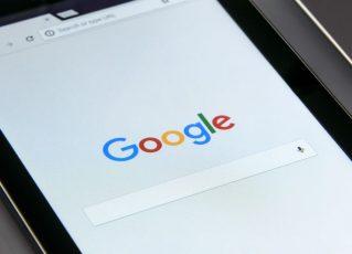 Google. Foto: Reprodução/Google
