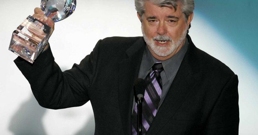 George Lucas. Foto: Divulgação
