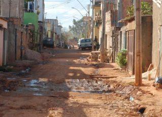 Pobreza. Foto: Marcelo Casal/Agência Brasil