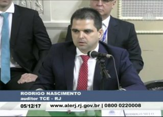 Rodrigo Melo do Nascimento. Foto: Reprodução TV