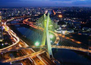 Cidade de São Paulo. Foto: Divulgação