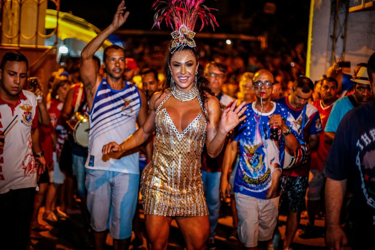 Gracyanne Barbosa. Foto: Leo Cordeiro